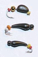 Мормышки для ловли леща зимой